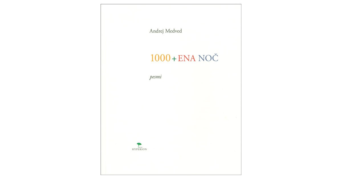 1000 plus ena noč - Andrej Medved   Fundacionsinadep.org