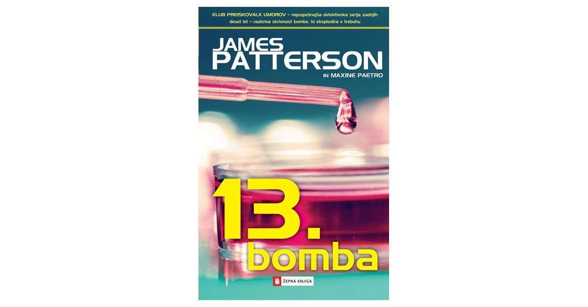 13. bomba - Maxine Paetro, James Patterson | Fundacionsinadep.org