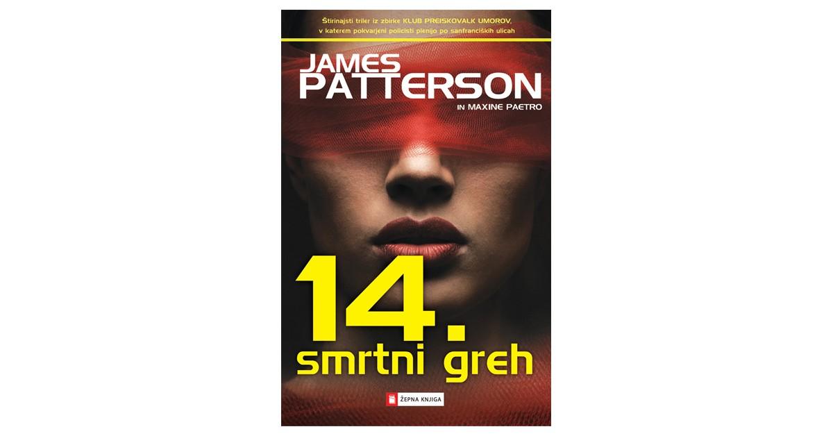 14. smrtni greh - Maxine Paetro, James Patterson | Menschenrechtaufnahrung.org