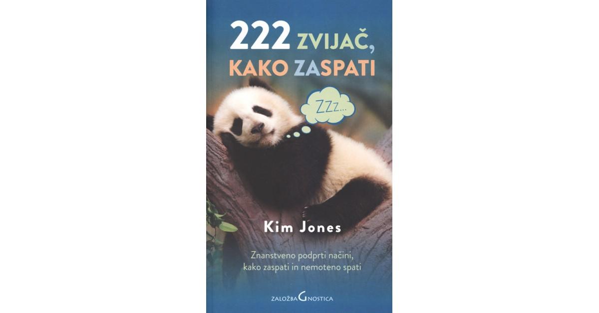 222 zvijač, kako zaspati - Kim Jones | Fundacionsinadep.org