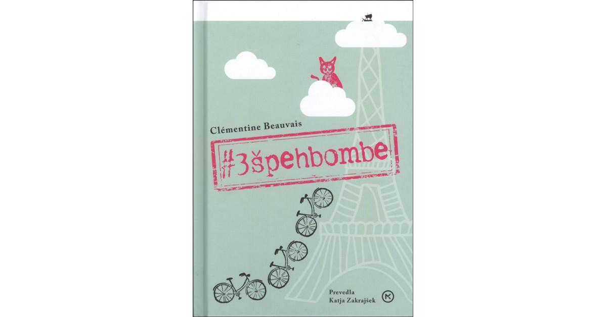 #3špehbombe - Clémentine Beauvais | Menschenrechtaufnahrung.org