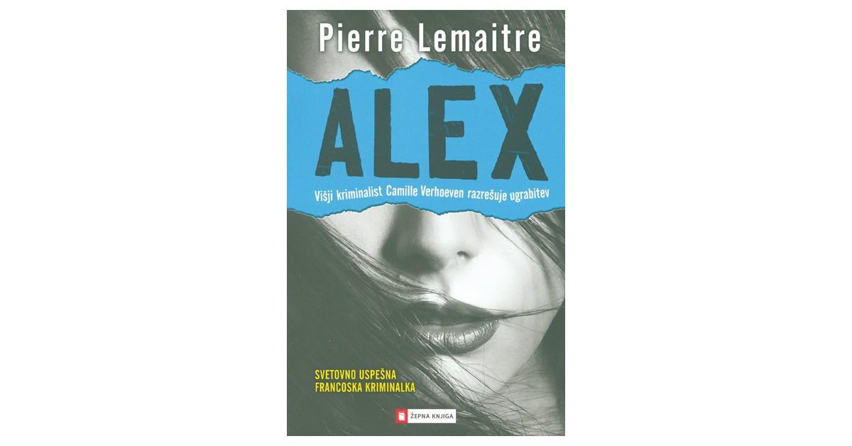 Alex - Pierre Lemaitre | Fundacionsinadep.org