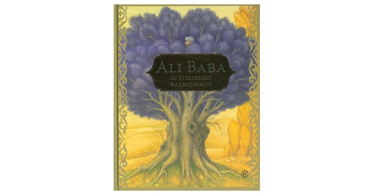 Ali Baba in štirideset razbojnikov