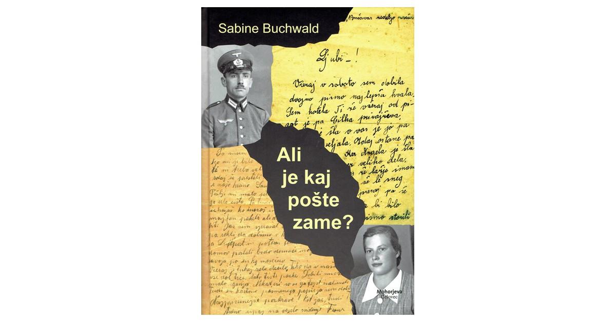 Ali je kaj pošte zame? - Sabine Buchwald | Menschenrechtaufnahrung.org