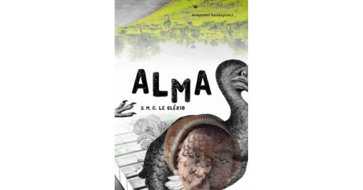 Alma - J. M. G. Le Clézio | Fundacionsinadep.org