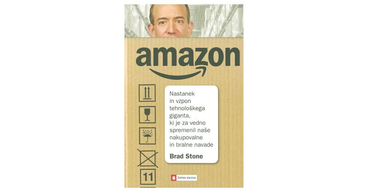 Amazon - Brad Stone | Menschenrechtaufnahrung.org