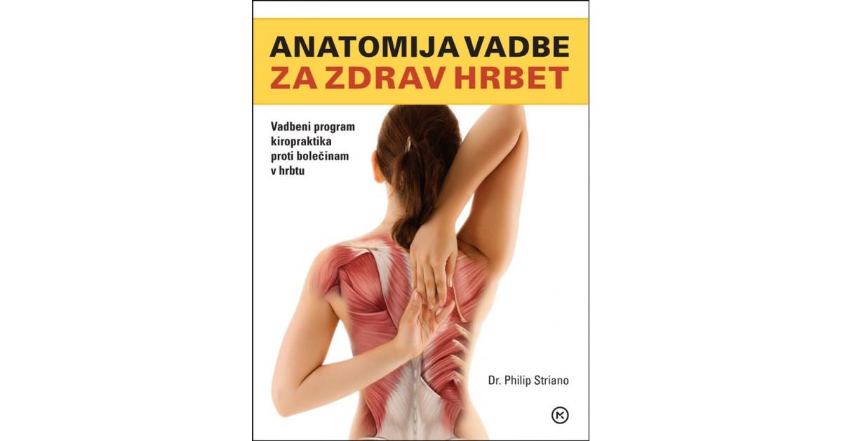 Anatomija vadbe za zdrav hrbet - Philip Striano | Menschenrechtaufnahrung.org