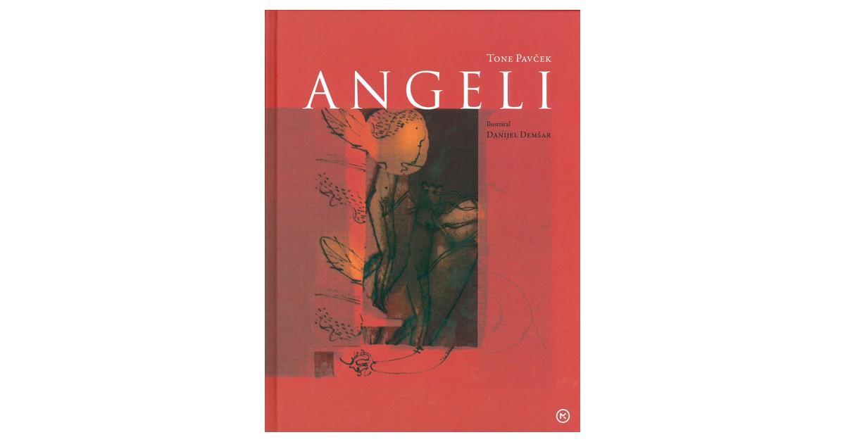 Angeli - Tone Pavček | Fundacionsinadep.org