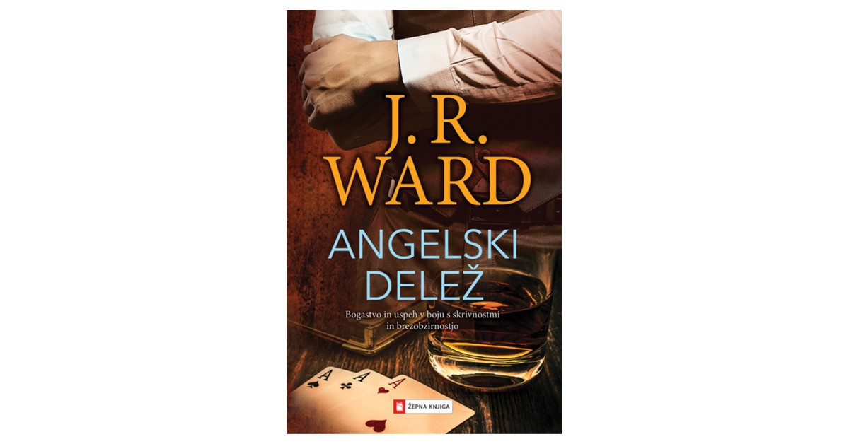 Angelski delež - J. R. Ward | Menschenrechtaufnahrung.org