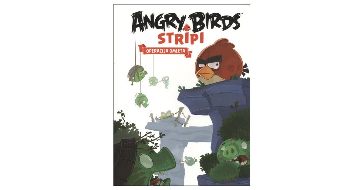 Angry Birds stripi - Giorgio Cavazzano, Cesar Pelaez Ferioli | Menschenrechtaufnahrung.org
