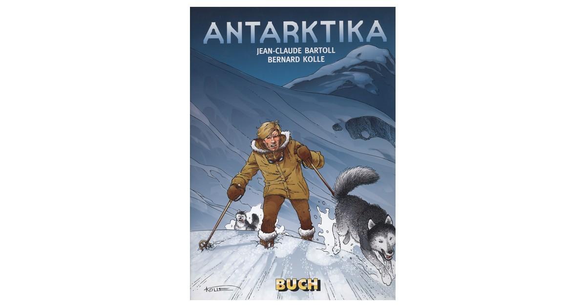 Antarktika - Jean-Claude Bartoll | Fundacionsinadep.org