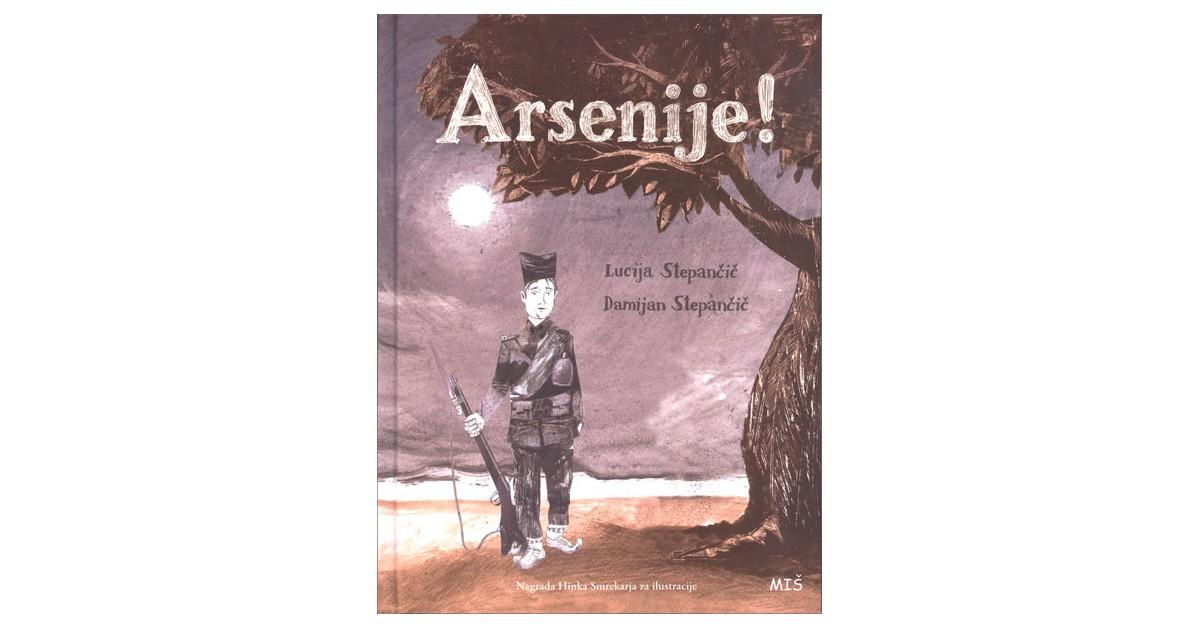 Arsenije! - Lucija Stepančič | Fundacionsinadep.org