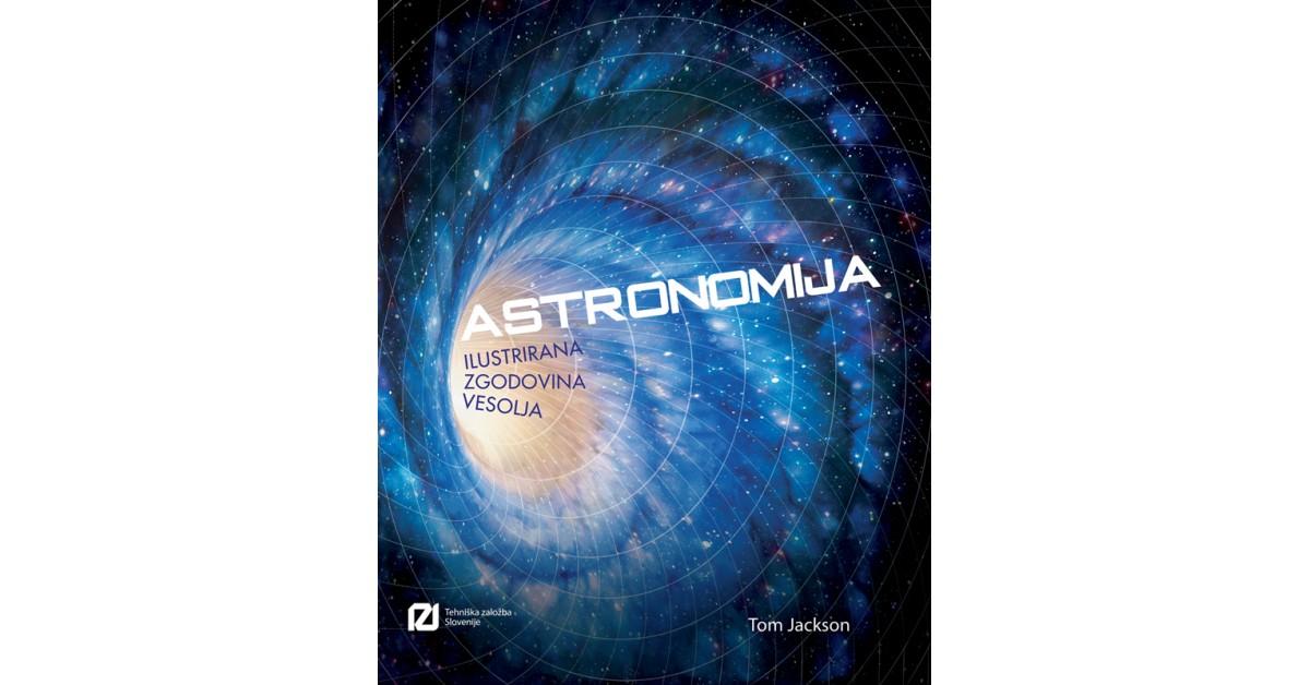 Astronomija - Tom Jackson   Fundacionsinadep.org