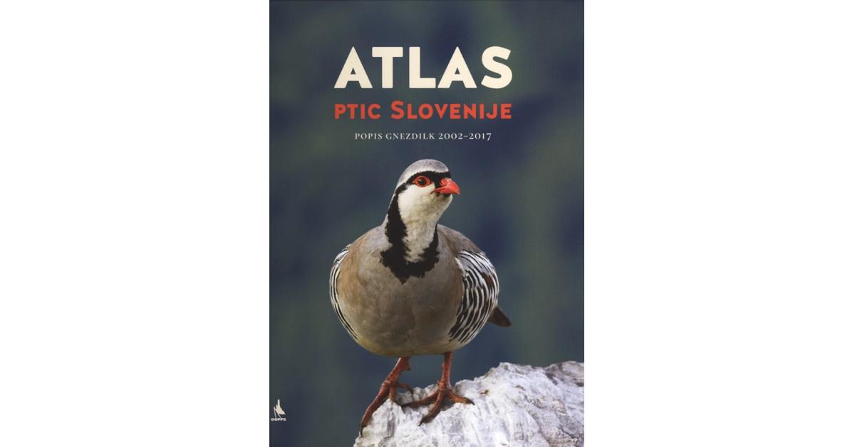 Atlas ptic Slovenije - Tilen Basle, ... [et al.] | Fundacionsinadep.org