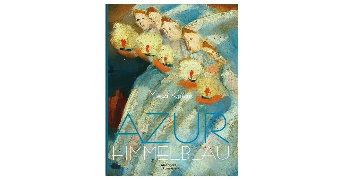 Azur / Himmelblau - Meta Kušar | Fundacionsinadep.org