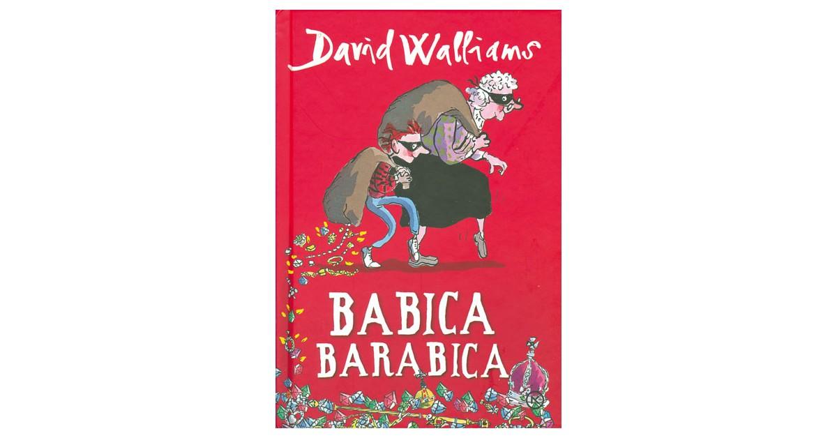 Babica barabica - David Walliams   Menschenrechtaufnahrung.org