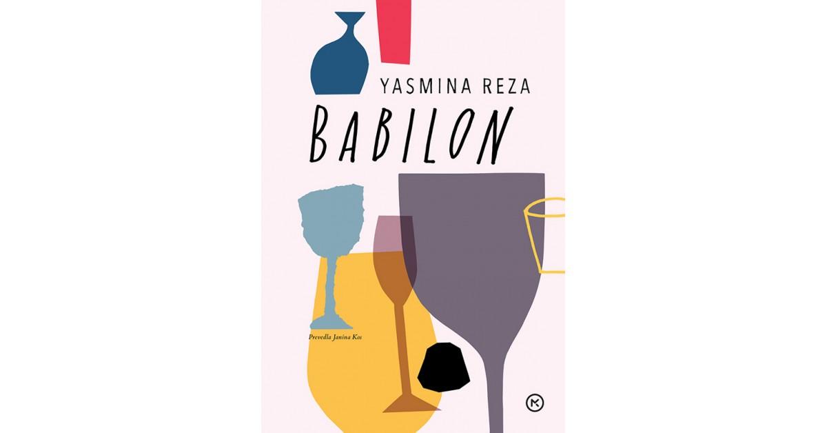 Babilon - Yasmina Reza   Fundacionsinadep.org