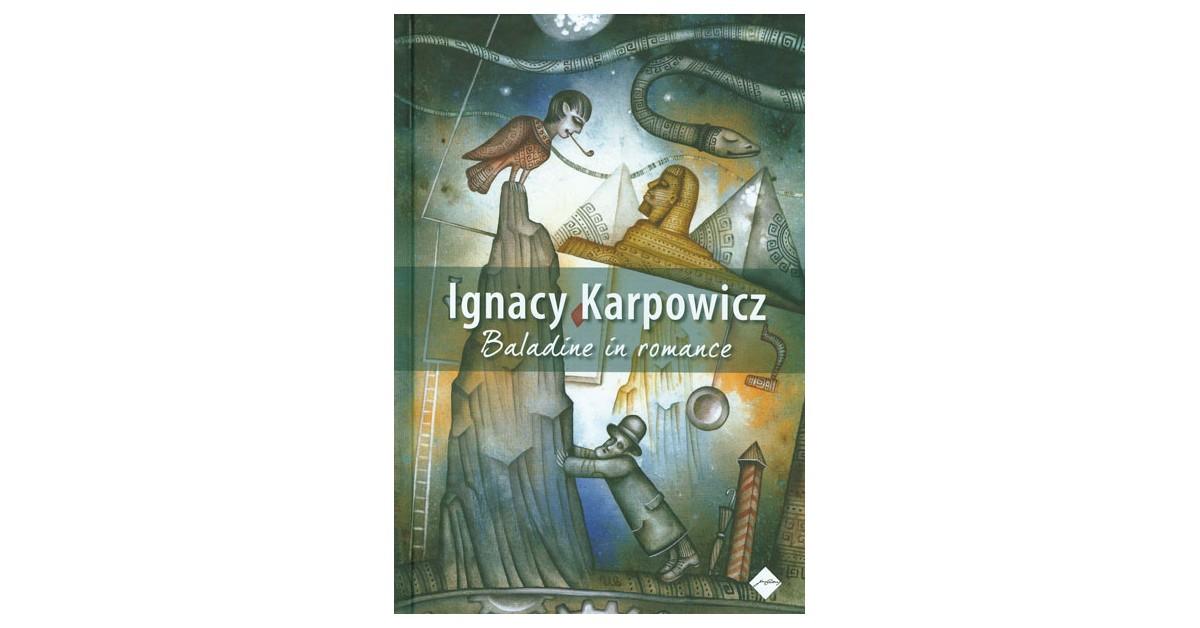 Baladine in romance - Ignacy Karpowicz   Fundacionsinadep.org