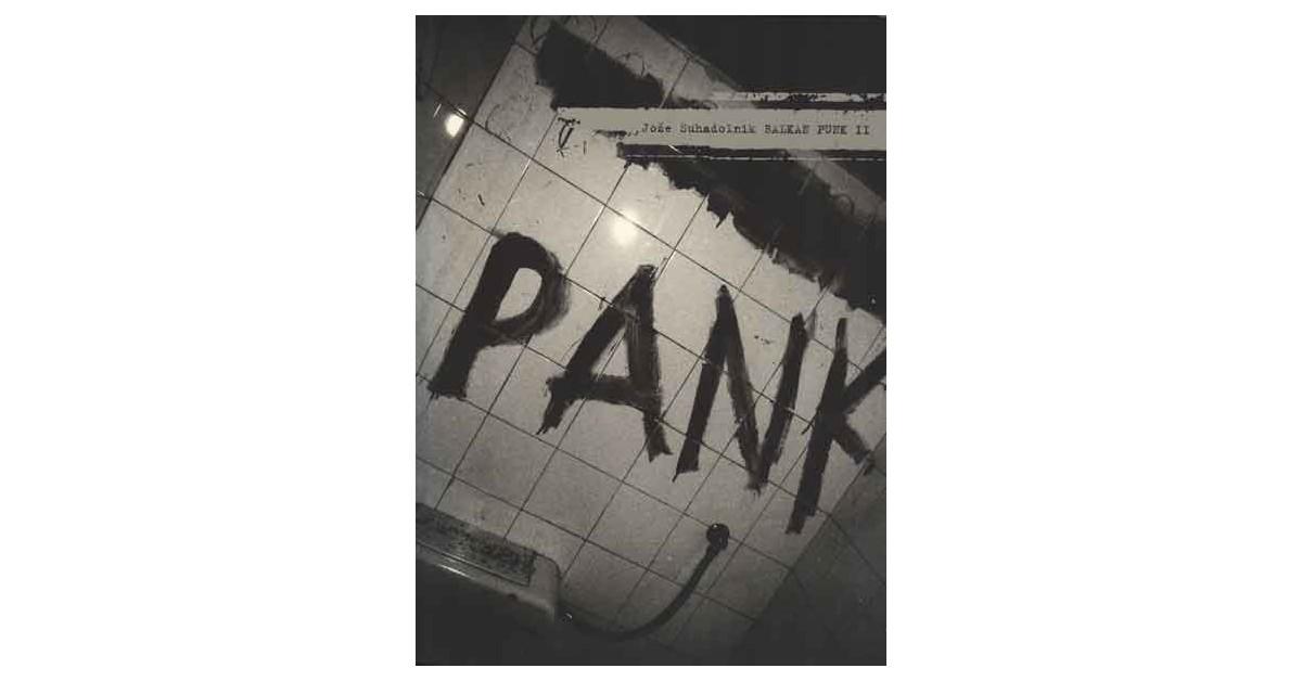 Balkan punk II - Jože Suhadolnik   Fundacionsinadep.org