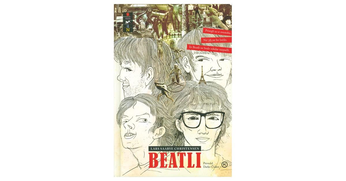 Beatli - Lars Saabye Christensen | Fundacionsinadep.org