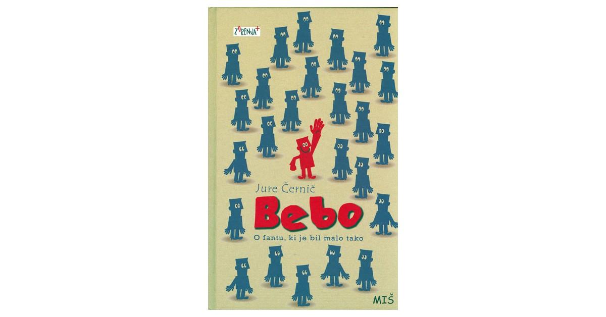 Bebo - Jure Černič   Menschenrechtaufnahrung.org