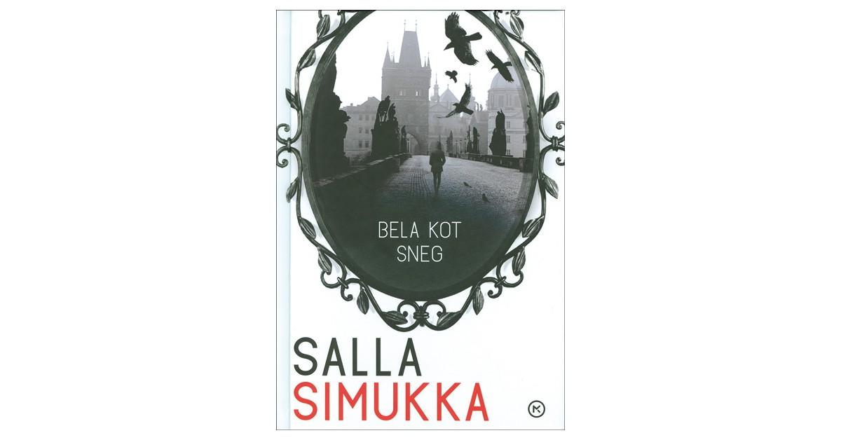 Bela kot sneg - Salla Simukka | Menschenrechtaufnahrung.org