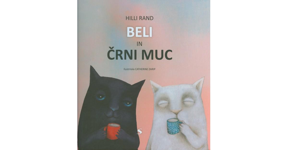 Beli in črni muc - Hilli Rand | Fundacionsinadep.org