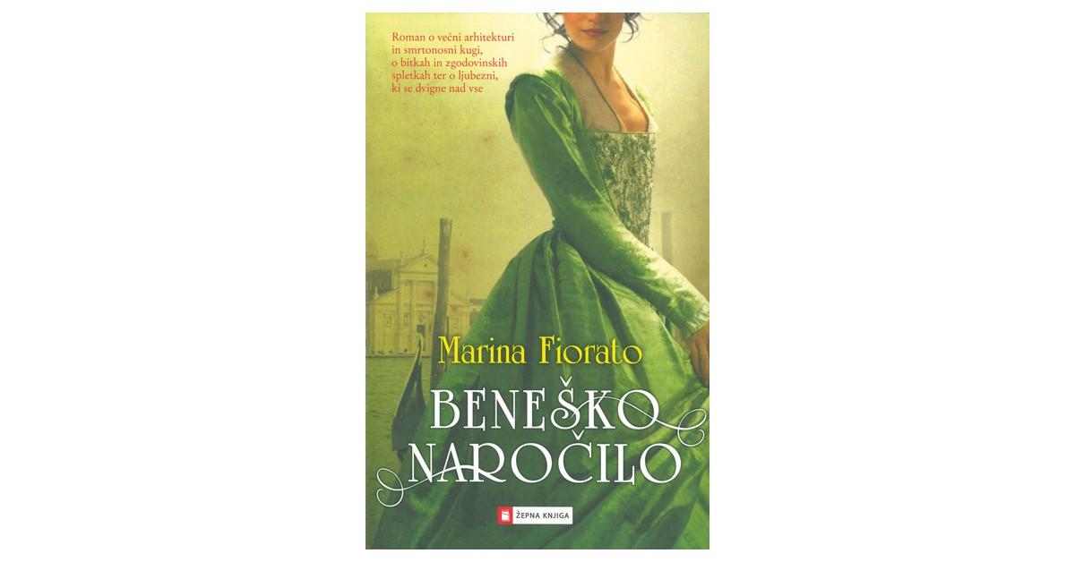 Beneško naročilo - Marina Fiorato | Fundacionsinadep.org