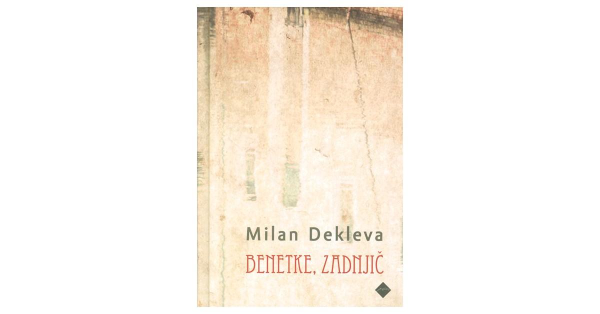 Benetke, zadnjič - Milan Dekleva | Menschenrechtaufnahrung.org