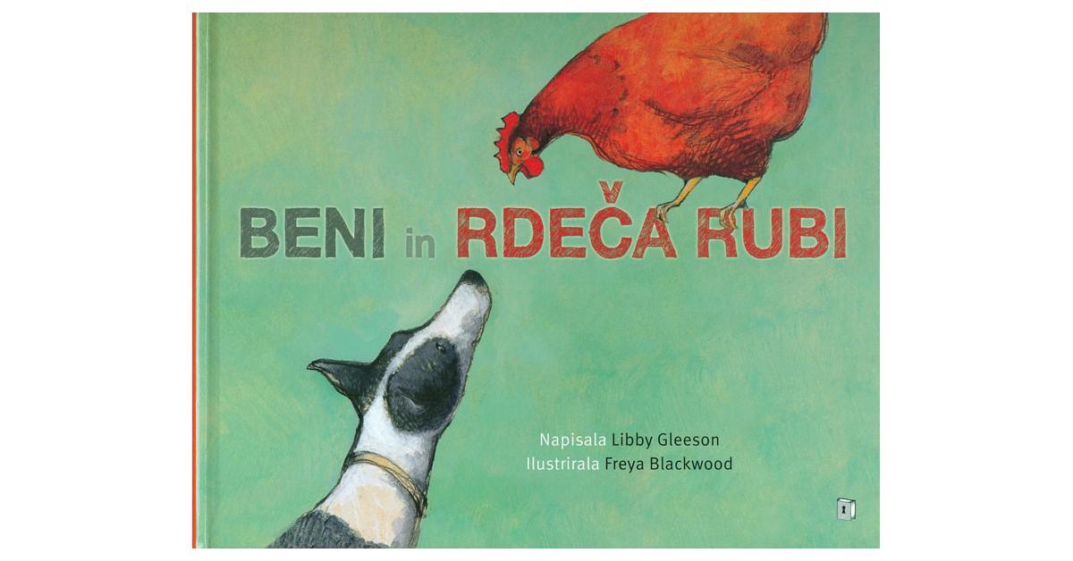 Beni in rdeča Rubi - Libby Gleeson | Menschenrechtaufnahrung.org