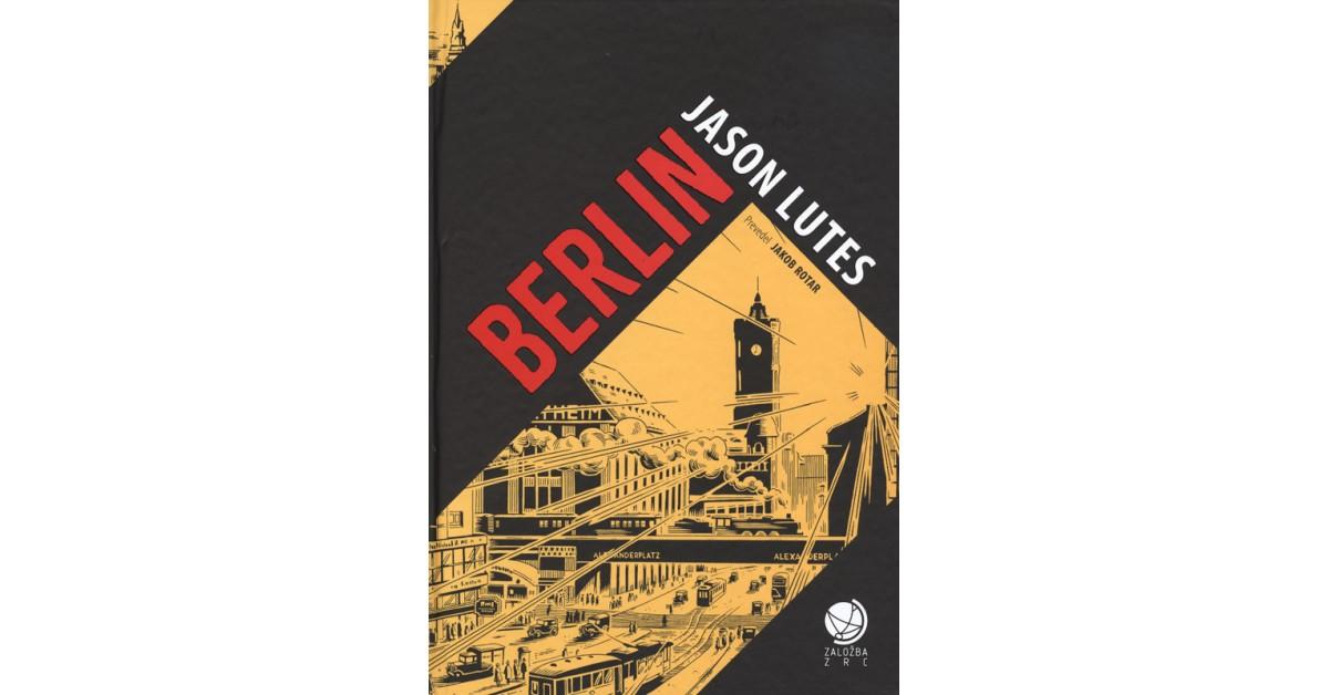 Berlin - Jason Lutes | Fundacionsinadep.org