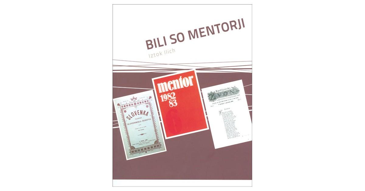 Bili so mentorji - Iztok Ilich   Menschenrechtaufnahrung.org