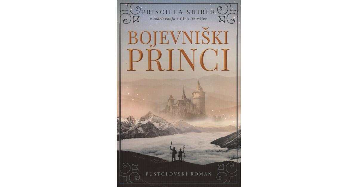 Bojevniški princi - Priscilla Shirer   Fundacionsinadep.org