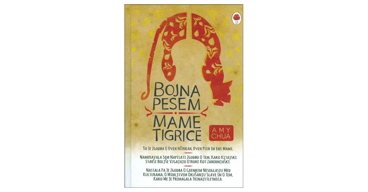 Bojna pesem mame tigrice - Amy Chua | Menschenrechtaufnahrung.org