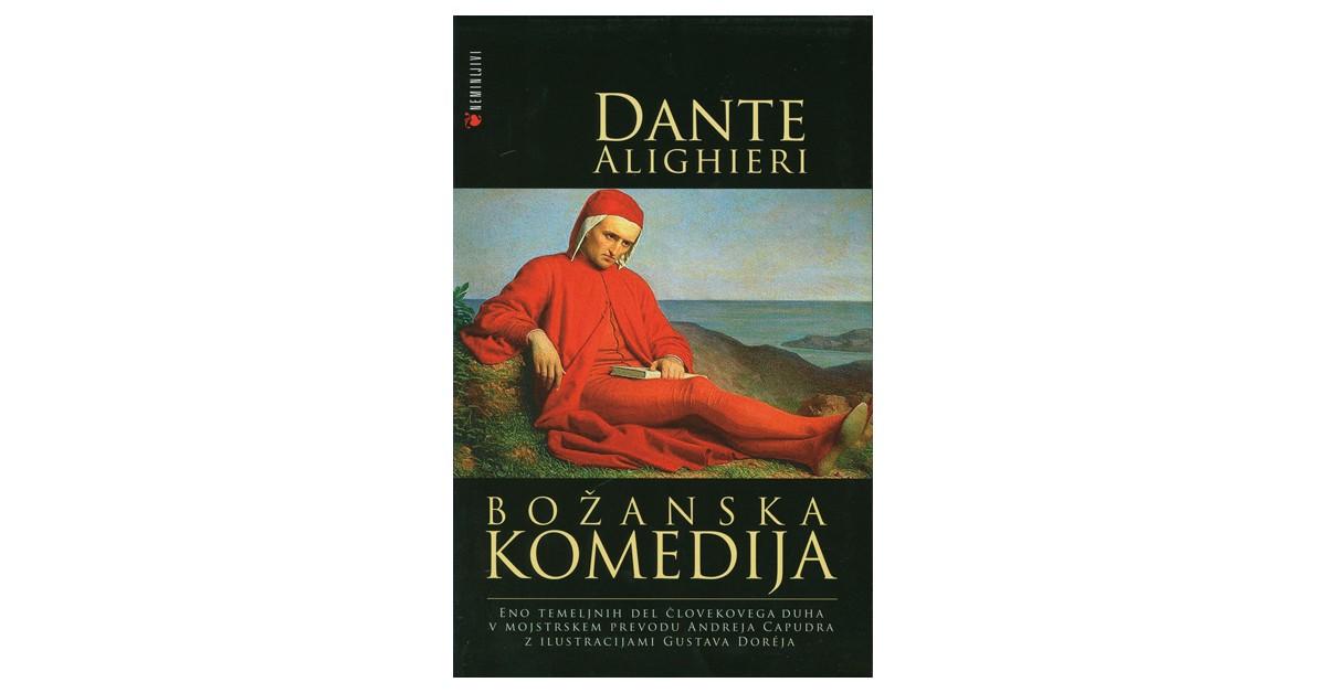 Božanska komedija - Dante Alighieri   Menschenrechtaufnahrung.org