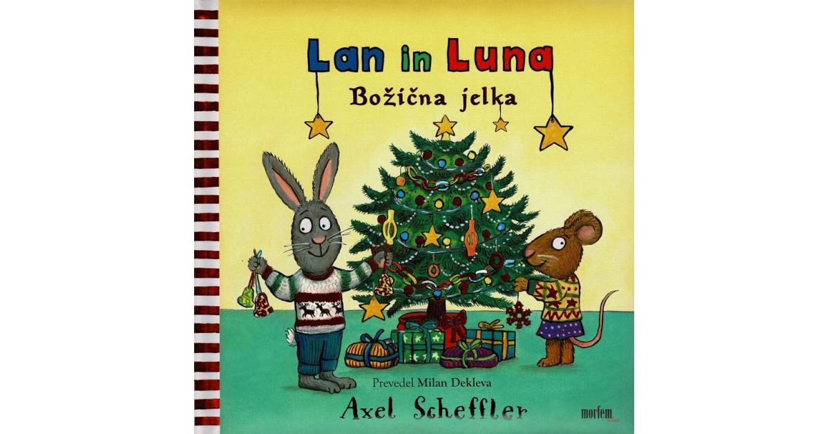 Božična jelka - Axel Scheffler   Fundacionsinadep.org
