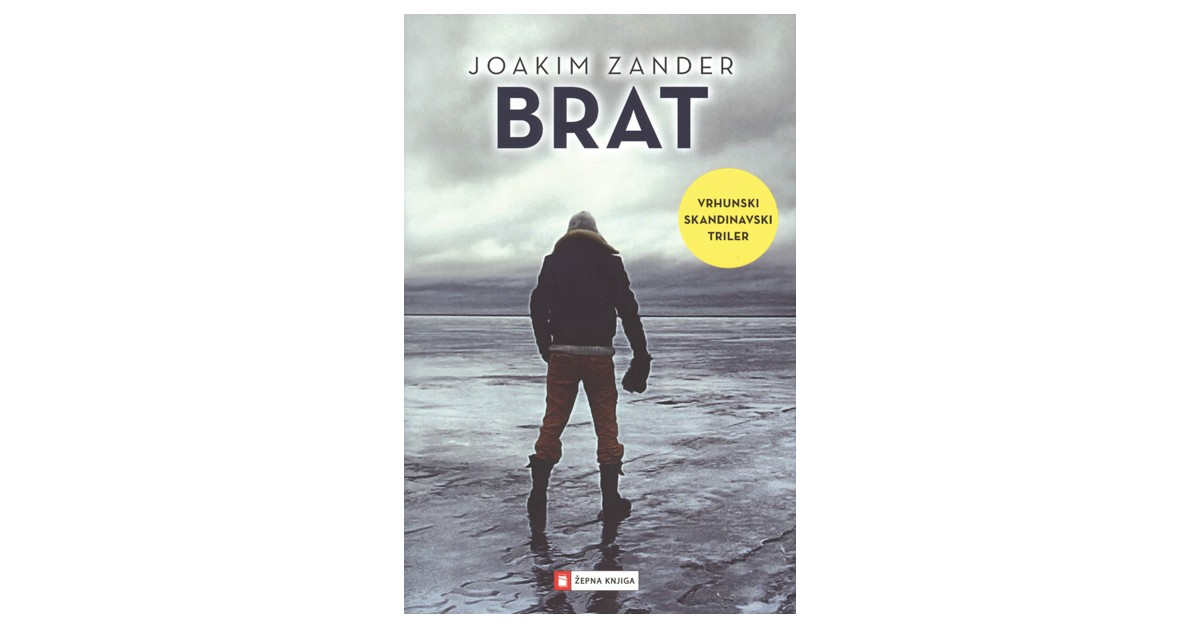 Brat - Joakim Zander | Fundacionsinadep.org