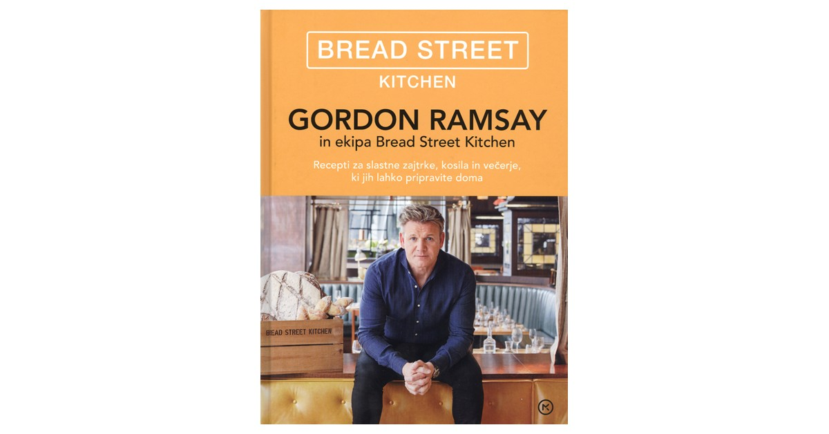 Bread Street Kitchen - ekipa Bread Street Kitchen, Gordon Ramsay | Fundacionsinadep.org