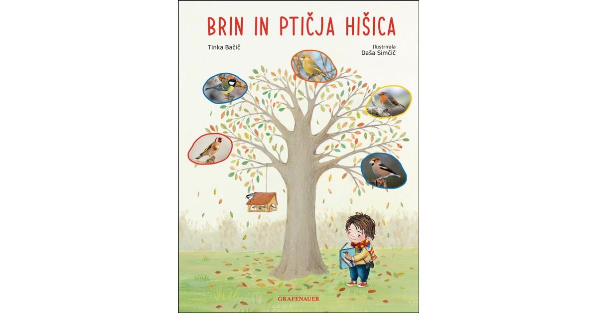 Brin in ptičja hišica - Tinka Bačič | Fundacionsinadep.org