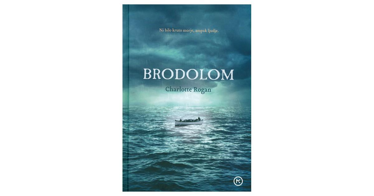 Brodolom - Charlotte Rogan   Fundacionsinadep.org
