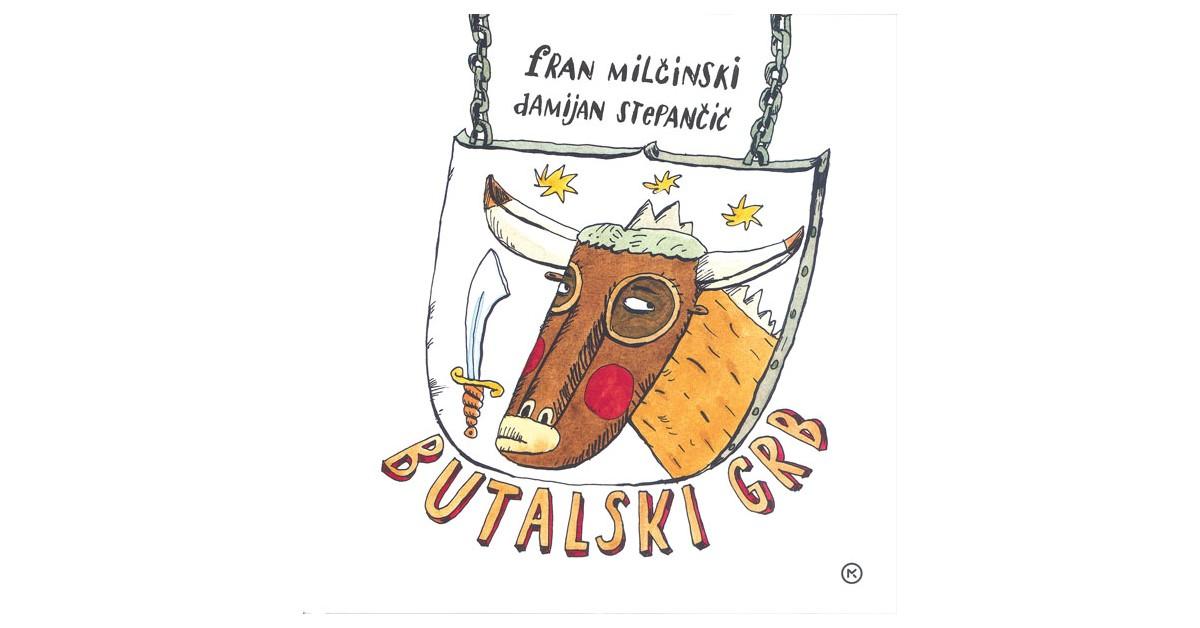 Butalski grb - Fran Milčinski   Menschenrechtaufnahrung.org