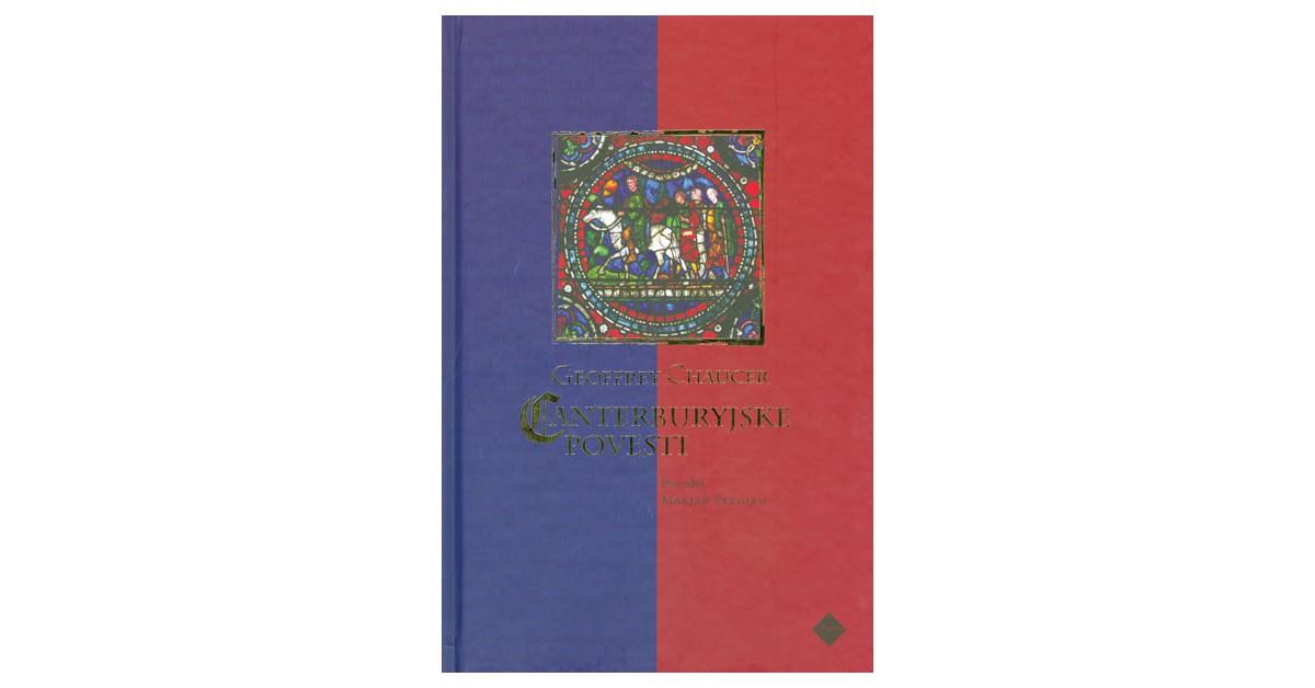 Canterburyjske povesti - Geoffrey Chaucer   Fundacionsinadep.org
