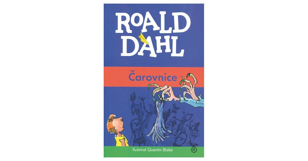 Čarovnice - Roald Dahl | Menschenrechtaufnahrung.org