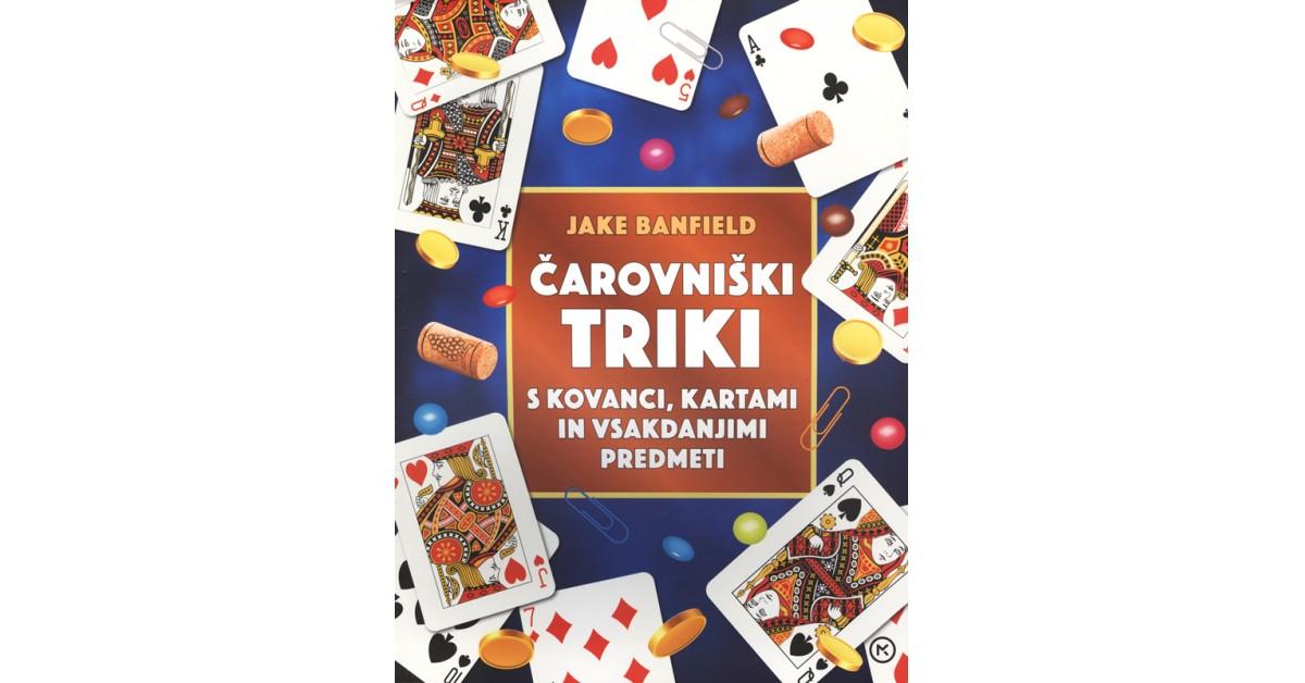 Čarovniški triki s kovanci, kartami in vsakdanjimi predmeti - Aleksandra Ardalić | Menschenrechtaufnahrung.org