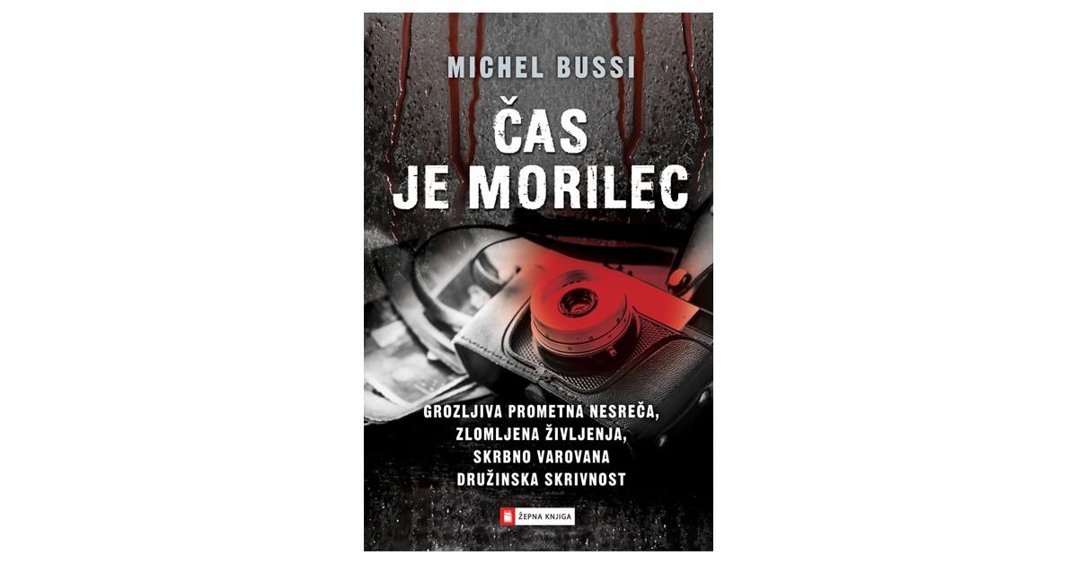 Čas je morilec - Michel Bussi | Fundacionsinadep.org