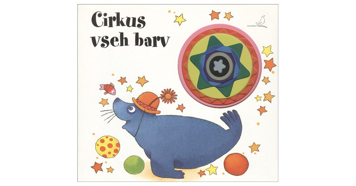 Cirkus vseh barv - Emanuela Bussolati | Menschenrechtaufnahrung.org