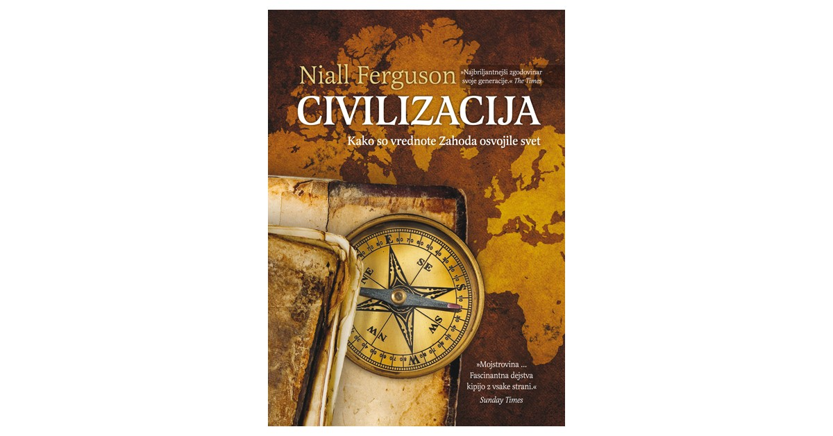 Civilizacija - Niall Ferguson   Fundacionsinadep.org
