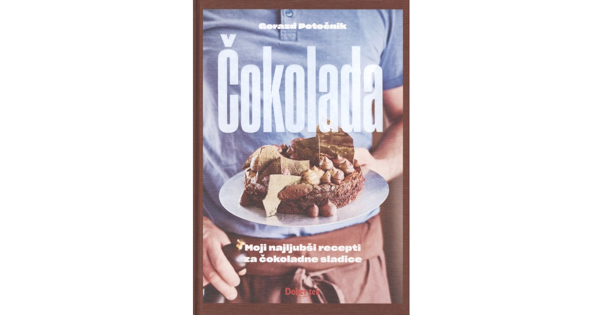 Čokolada - Gorazd Potočnik | Fundacionsinadep.org