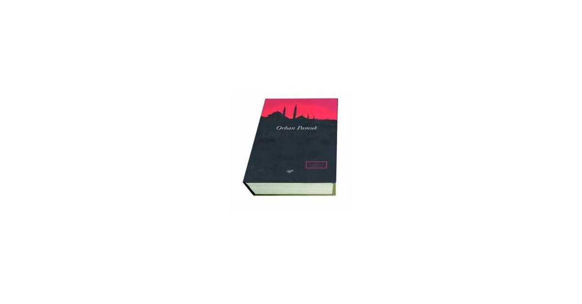 Črna knjiga - Orhan Pamuk   Menschenrechtaufnahrung.org