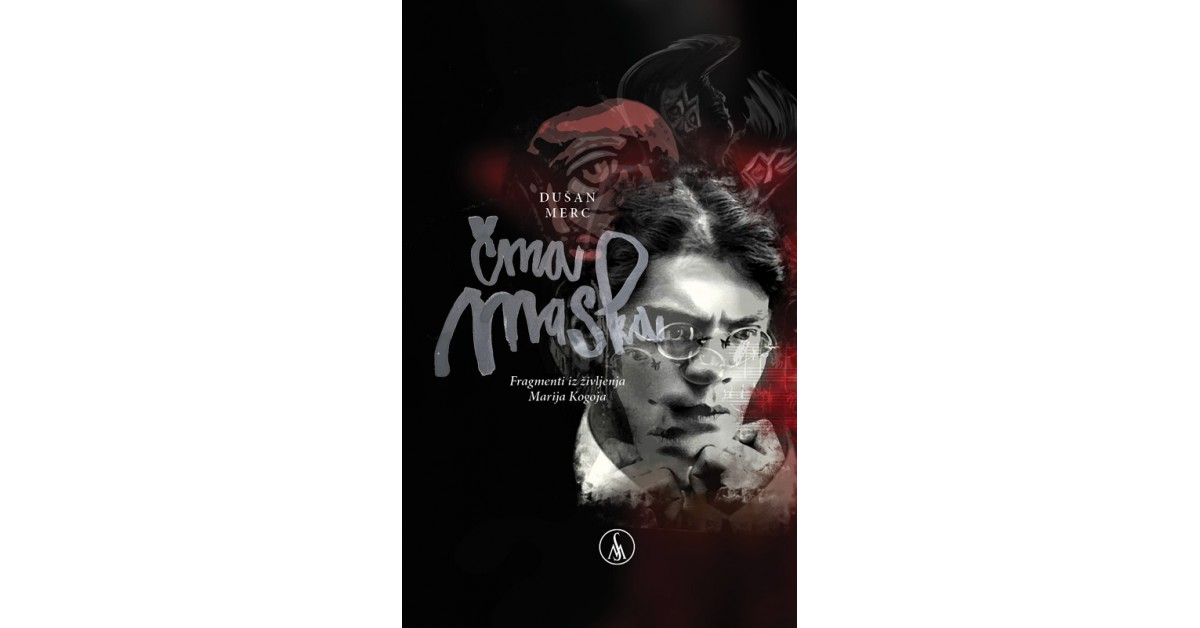 Črna maska - Dušan Merc | Fundacionsinadep.org